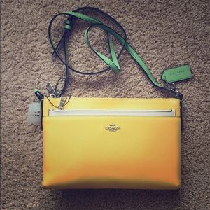 Brand NEW with Tags- Coach Purse